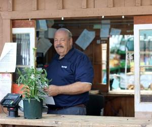 a garden consultant