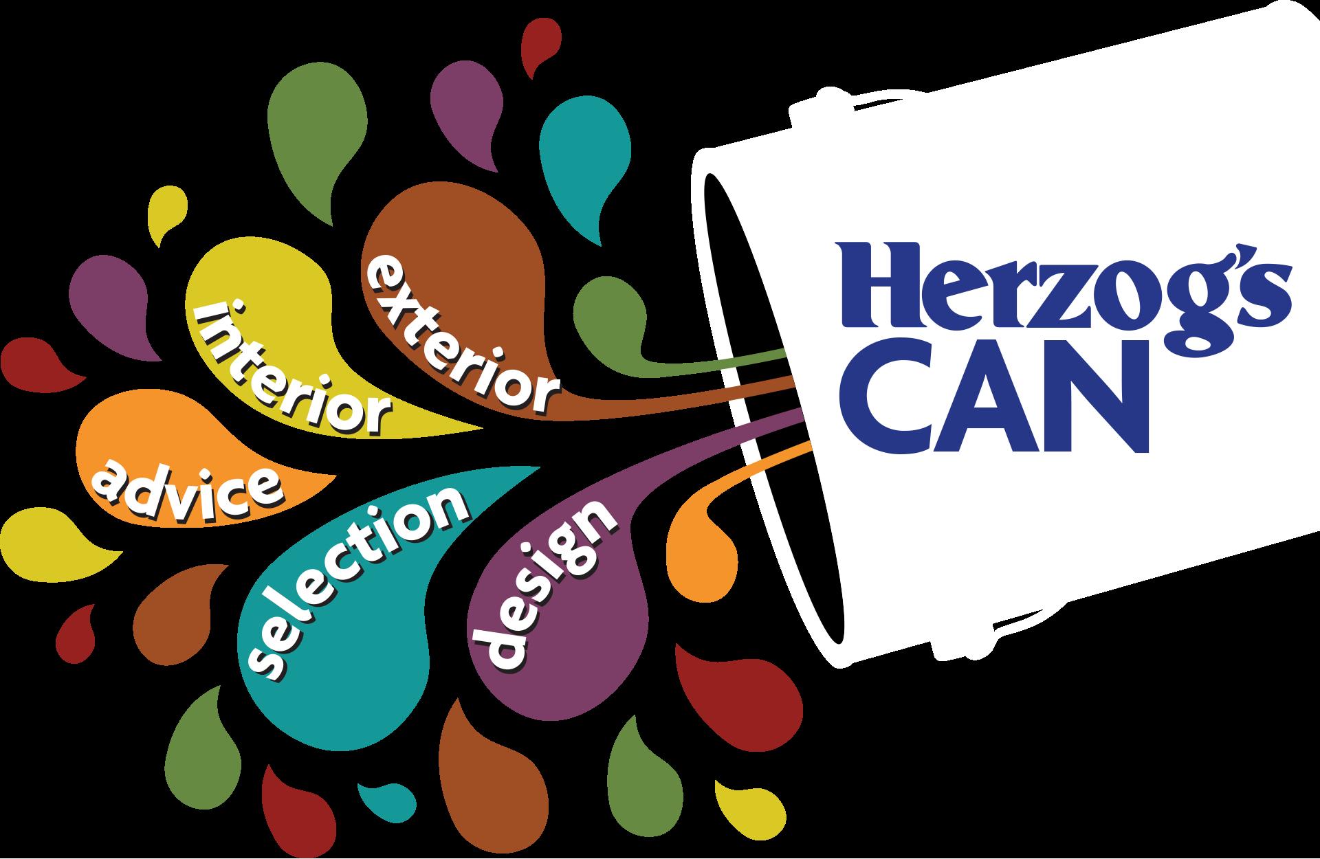 Herzog's CAN - Advice, Selection, Design, Interior, Exterior